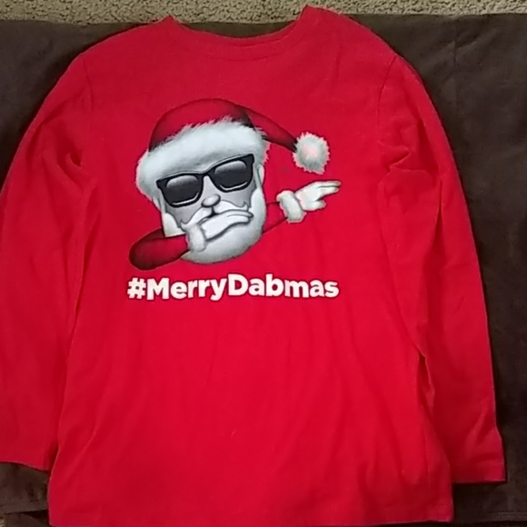Children's Place Other - Children's Place merrydabmas long sleeve shirt